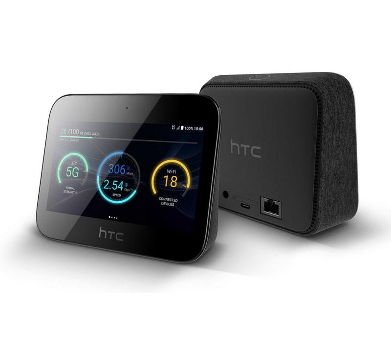 HTC 5G Hub Test